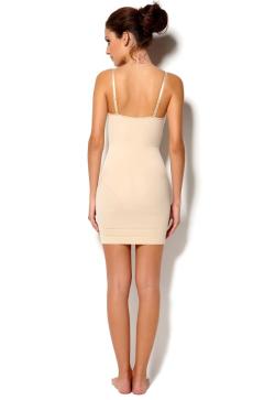 corrigerende jurk strapless