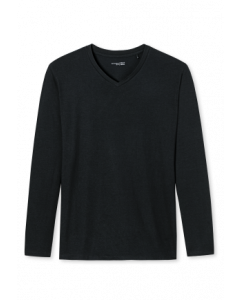 T-shirt Schiesser lange mouw