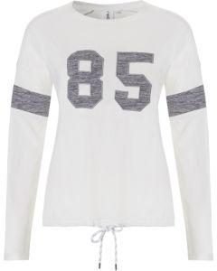 Pyjama t-shirt met lange mouw Rebelle Sporty