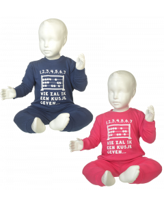 Pyjama Fun2wear babypyjama