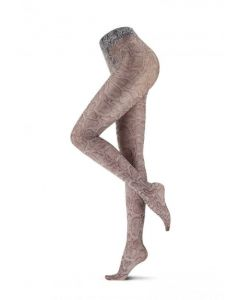 Panty 20 denier Oroblu snake print