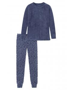 Pyjama badstof Schiesser