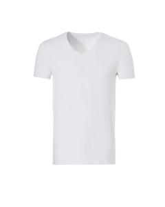 T-shirt Ten Cate bamboo wit