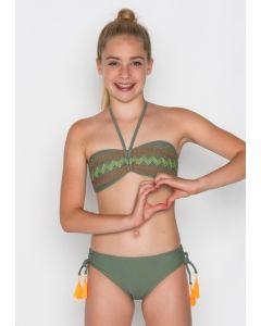 Bandeau bikini Boobs en Bloomers Yael
