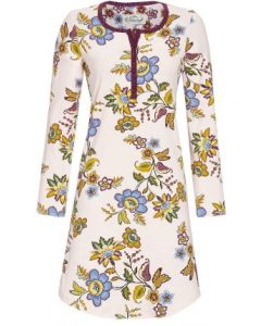 Nachthemd met knopen Ringella Bloomy