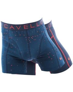 2 Onderbroeken shorts Cavello dubbelpak