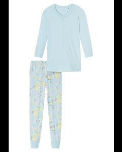 Pyjama 3/4 mouw Schiesser