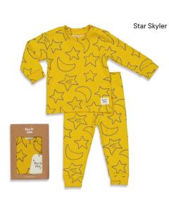 Pyjama Feetje star skylar