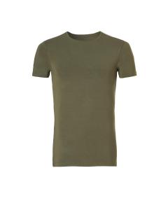 T-shirt bamboo Ten Cate groen