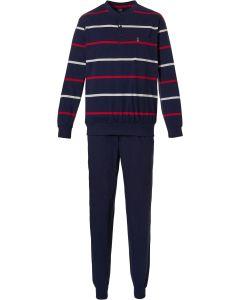 Pyjama met boorden Robson heren
