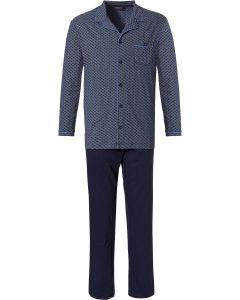 Pyjama heren met knoopsluiting Pastunette for men