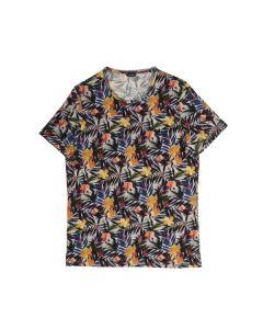 T-shirt Hom feuillage