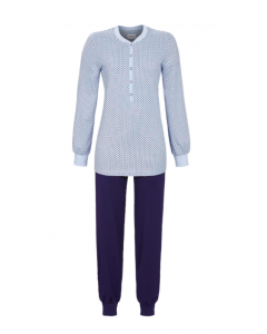 Pyjama met boorden Ringella