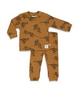 Pyjama Feetje tiger terry