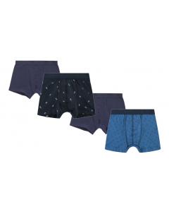 4 Onderbroeken shorts Ten Cate boys