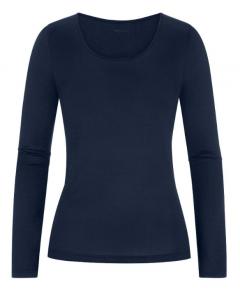 T-shirt lange mouw Mey Emotion night blue