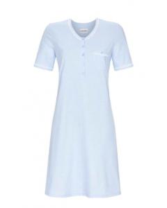 Nachthemd Ringella blauw