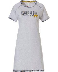 Nachthemd Rebelle korte mouw