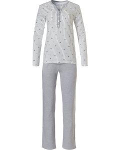 Pyjama lange mouwen Pastunette