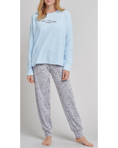 Pyjama Schiesser badstof