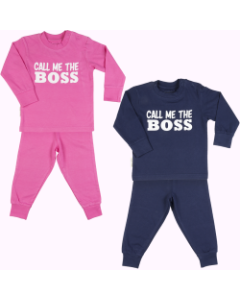 Pyjama Frogs and Dogs the boss