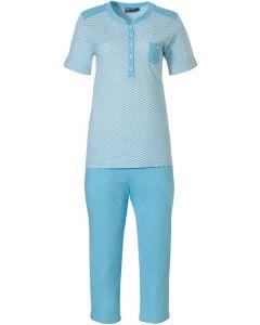 Pyjama capri broek Pastunette deluxe