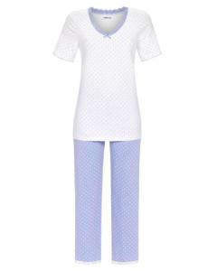 Pyjama Ringella korte mouw