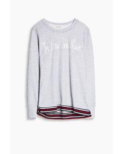 Pyjamashirt met lange mouw Esprit