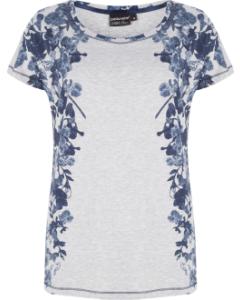 Pyjama t-shirt met korte mouw Pastunette