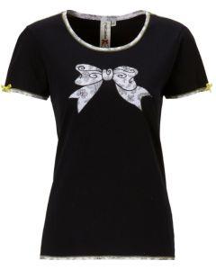 Pyjama t-shirt met korte mouw Rebelle