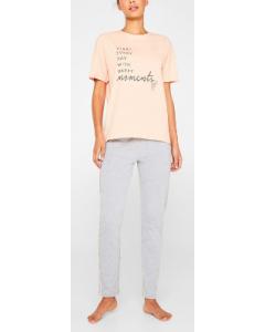 Pyjama korte mouw Esprit Aleana