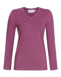 T-shirt v-hals Ringella Bloomy