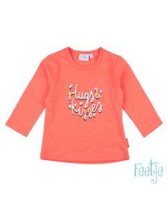 T-shirt Feetje hugs and kisses