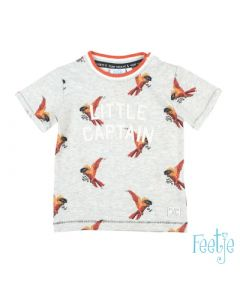T-shirt Feetje little captain treasure hunter
