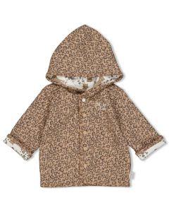 Vest met capuchon Feetje panther cutie