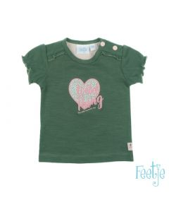 T-shirt Feetje wild thing
