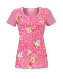 Pyjama t-shirt met korte mouw Ringella