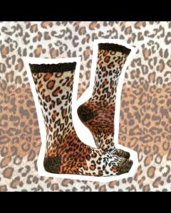 Sokje Sock my feet lynx
