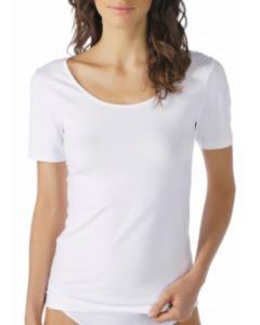 T-shirt met korte mouw Mey Cotton Pure