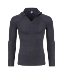 Thermo t-shirt Ten Cate met rits