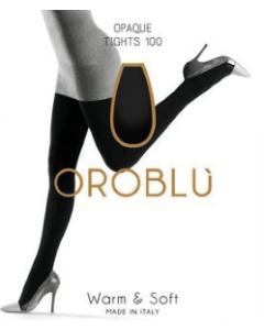 Panty Oroblu warm & soft opaque satin 100 denier