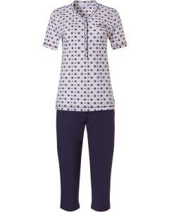 Pyjama Pastunette capri broek
