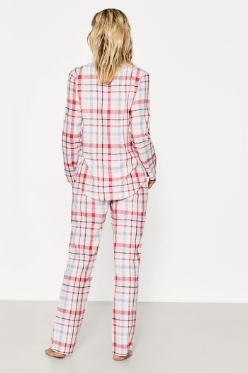 9f72c57f9e5 Pyjama met lange mouw Esprit carolin
